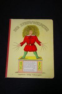 altes Buch vom Struwwelpeter