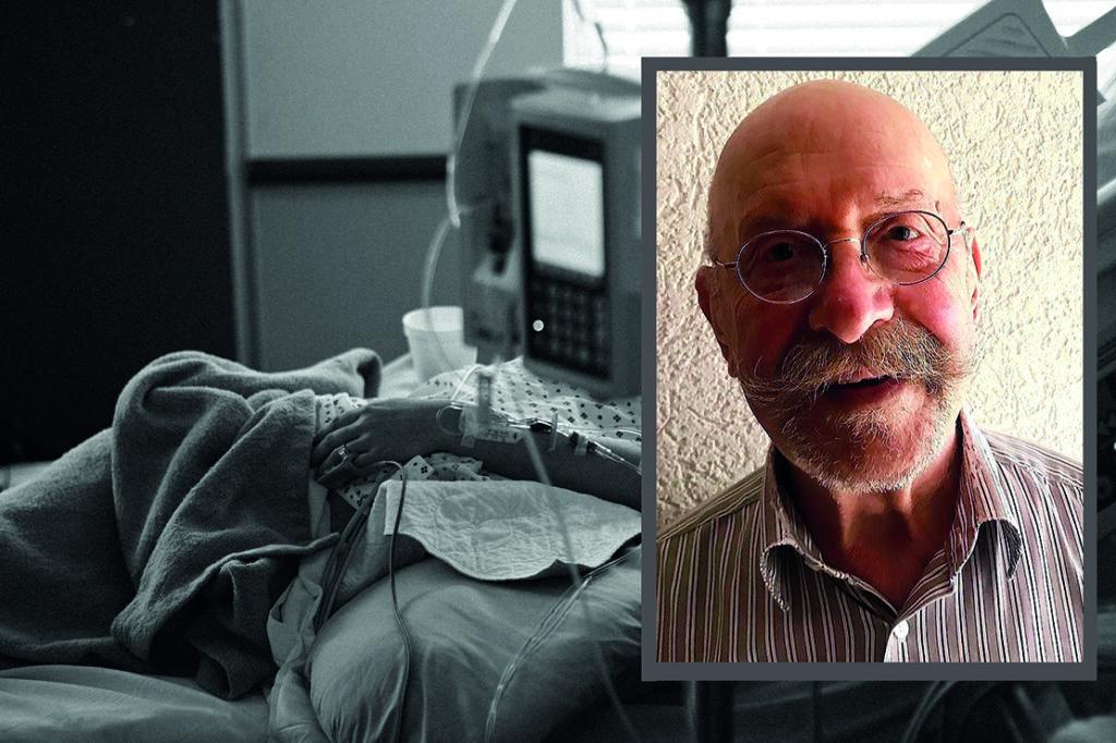 """""""Blut im Stuhl - gar nicht cool"""": 80-Jähriger dichtet fürs ..."""